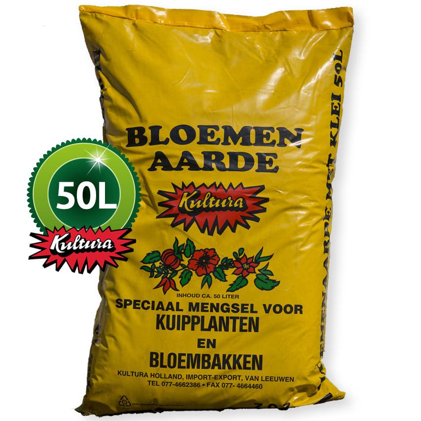 Kultura-bloemenaarde-50L