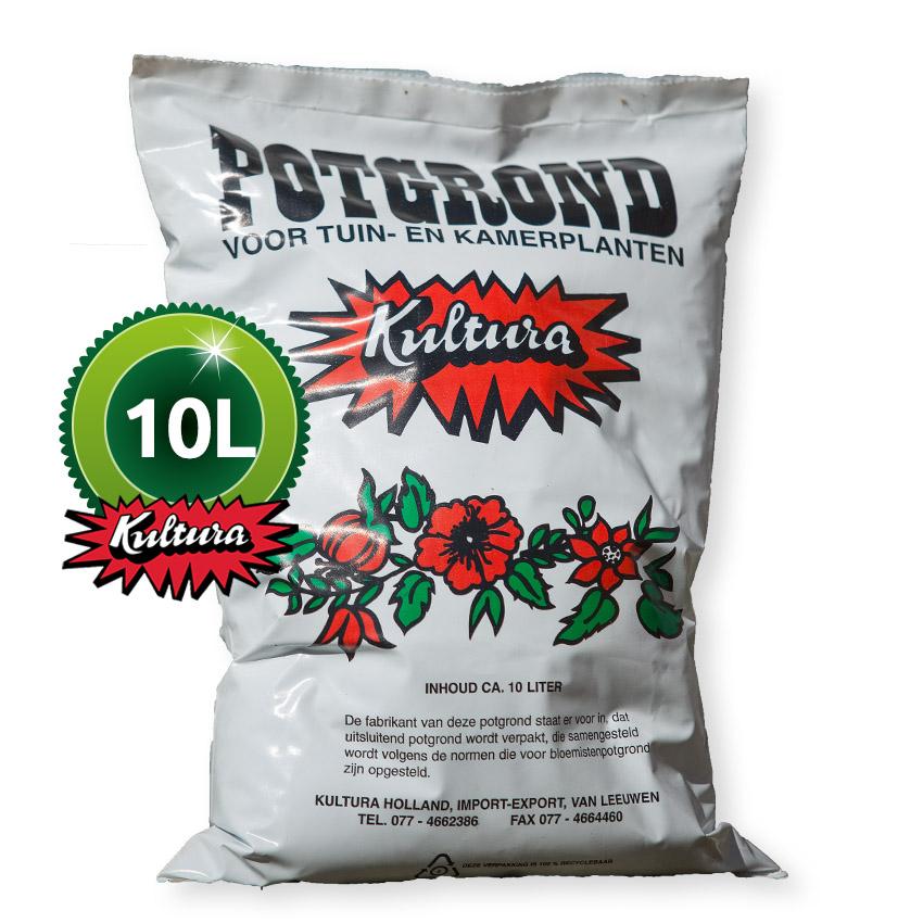 Kultura-potgrond-kamerplanten-10L
