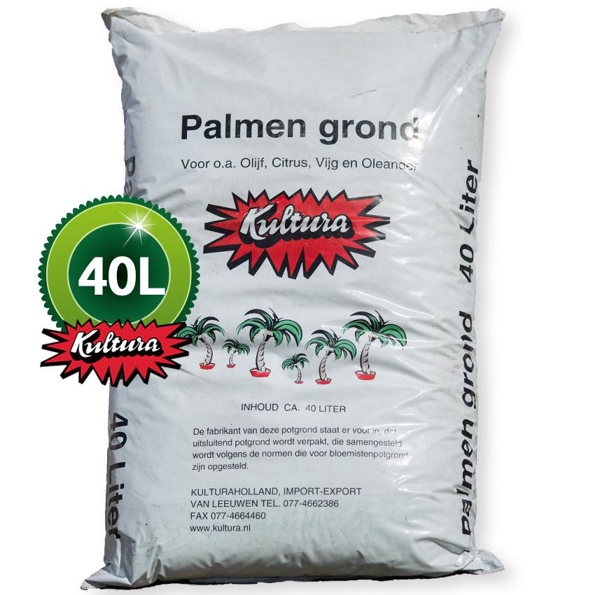 Kultura-palmengrond-40L